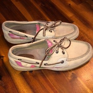 Women's Sperry Topsider - size 6
